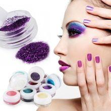 1 conjunto fard à paupières + brosse Pigment 30 couleurs ombre à paupières poudre coloré marque maquillage minéral pigmento maquiagem Pigment sombra glitter(China (Mainland))