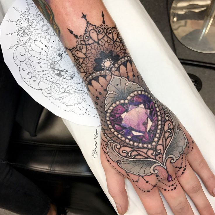 17 best images about tattoos by jenna kerr on pinterest demon art rococo and jewels. Black Bedroom Furniture Sets. Home Design Ideas
