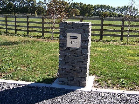 New Zealand Schist Quarries Ltd Gallery showcasing Otago Schist Rock and it's uses.