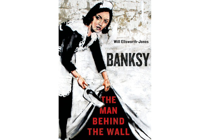 New Banksy book from St. Martin's Press offers an eye-opening glimpse of the enigmatic figure