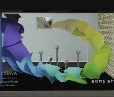 Escaparate Sony