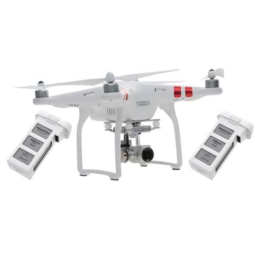 DJI Phantom 3 Standard Quadcopter Aircraft with 3-Axis Gimbal and 2.7k Camera, with Remote Controller - Bundle with Spare Battery DJI http://www.amazon.com/dp/B0141PGNSC/ref=cm_sw_r_pi_dp_wYi0wb18YA2AF