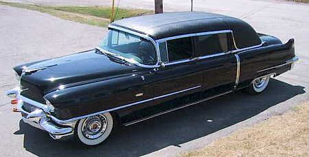 1956 Cadillac Fleetwood Limousine Maintenance of old vehicles: the material for new cogs/casters/gears could be cast polyamide which I (Cast polyamide) can produce