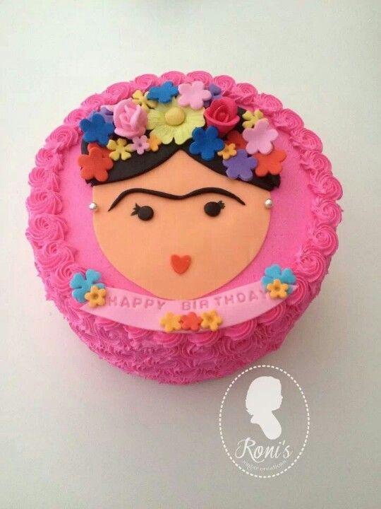 Frida Cake.