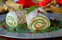 Tronchetto+salato+di+Natale