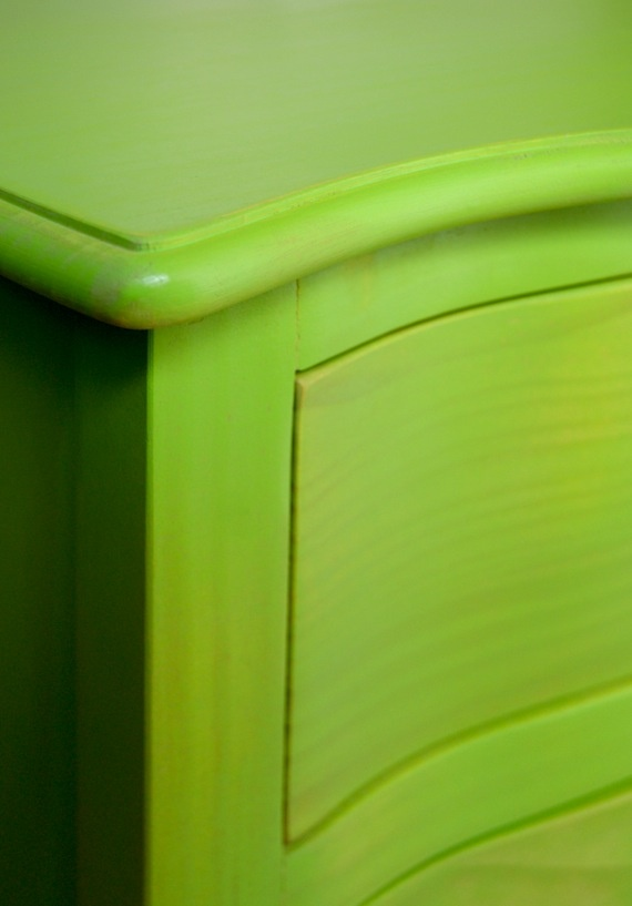 Lime green / Verde lima