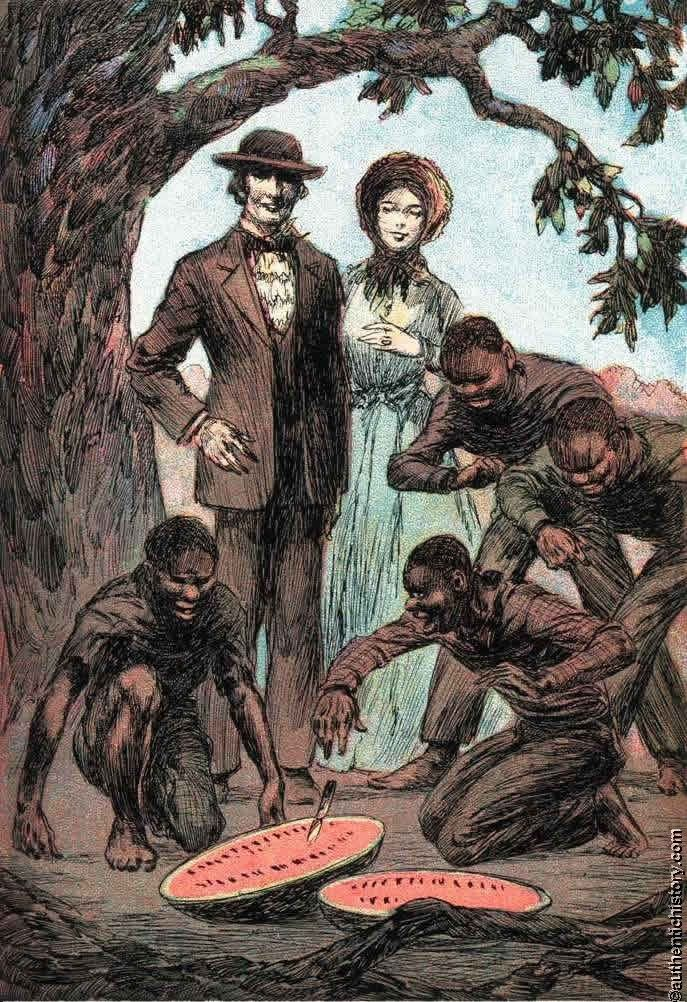 an analysis of slavery and its history History demonstrates that slavery is not coevalwith,  so the tendency of society in its most elevated conception is to pre vent,  slavery in history by adam.