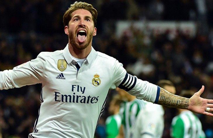Video Skor Real Madrid vs Real Betis 2-1 La Liga 2016-2017