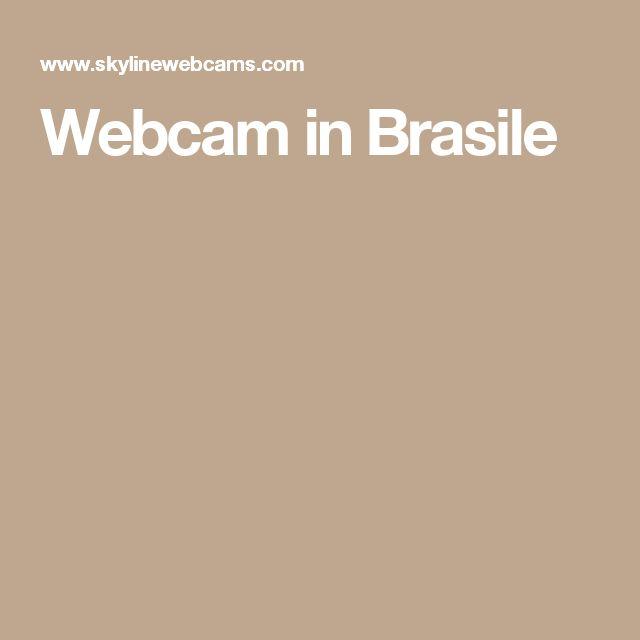 Webcam in Brasile