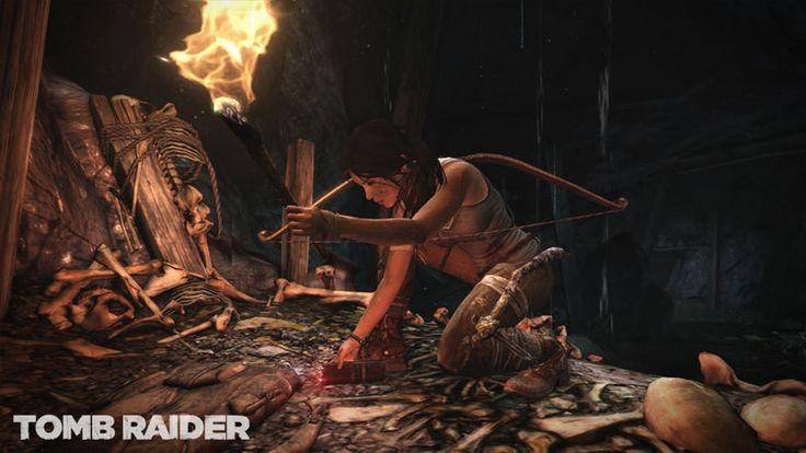 Tomb Raider Survival Edition 2013 Setup