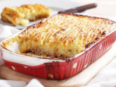 Receta de Receta de pastel de carne | Esta receta es un delicioso pastel de carne para que disfrutes como plato fuerte en compañia de toda tu familia. Les va a encantar. Agrega ensalada y postre.