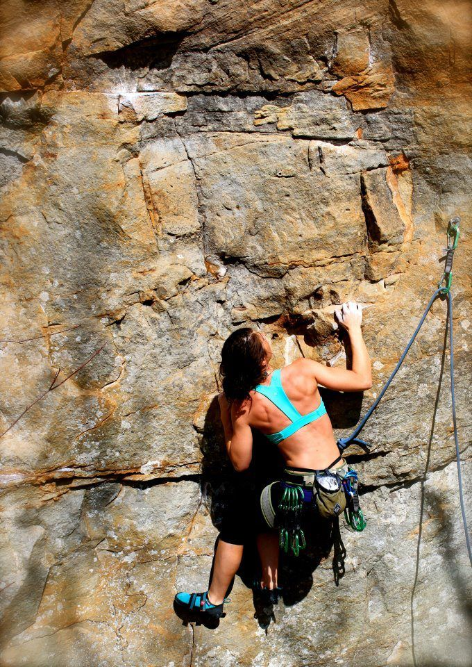 Next move time - Climbing