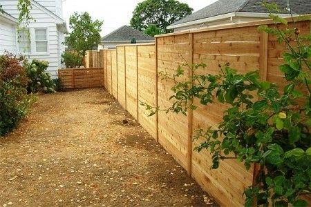 Pin by Michelle Scruggs on fences | Cedar fence, Cedar ...