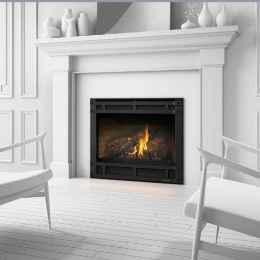 Heat & Glo SL550, Gas, Zero Clearance Fireplace 1