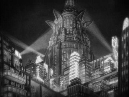 Significance of Metropolis(Film)