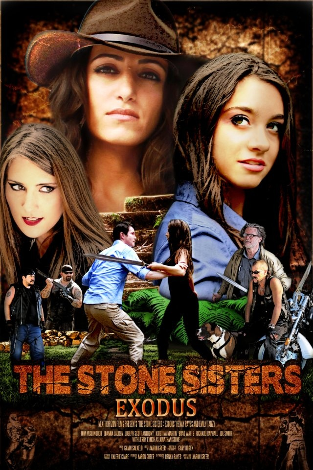 The Stone Sisters: Exodus 2012