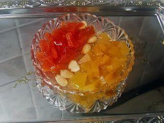Τα φαγητά της γιαγιάς - Κυδώνι γλυκό του κουταλιού κίτρινο ή κόκκινο