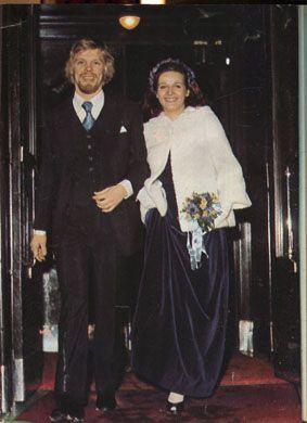 Vesa-Matti Loirin ja Mona Palasen häät (Hymy 2/1973)