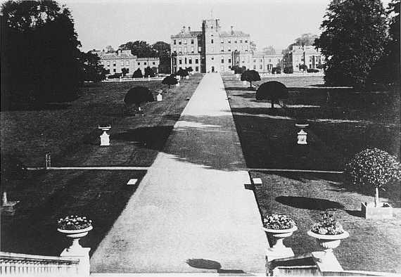 Gordon Castle, Bellie, Morayshire - Lady Mary Lennox (nee Paget)
