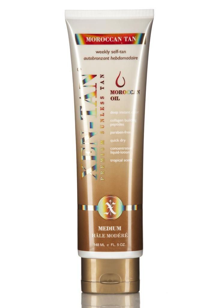 Xen-Tan launch their new, rich, dark, Moroccan Tan!  http://www.beautyguild.com/news.asp?article=2589