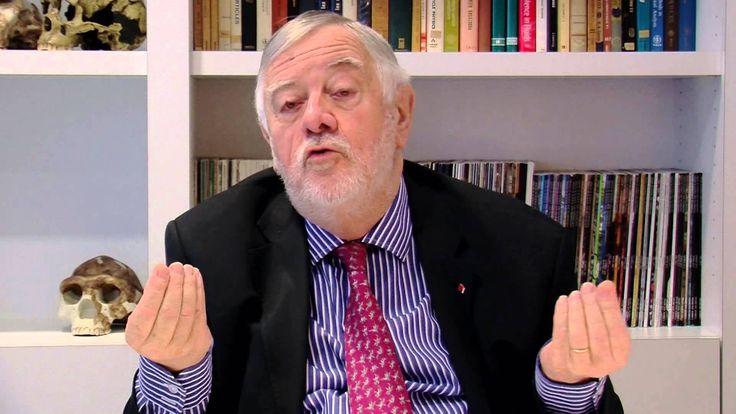 """Intervention Yves Coppens Colloque """"Nous et l'Animal"""" - 7 février 2014"""