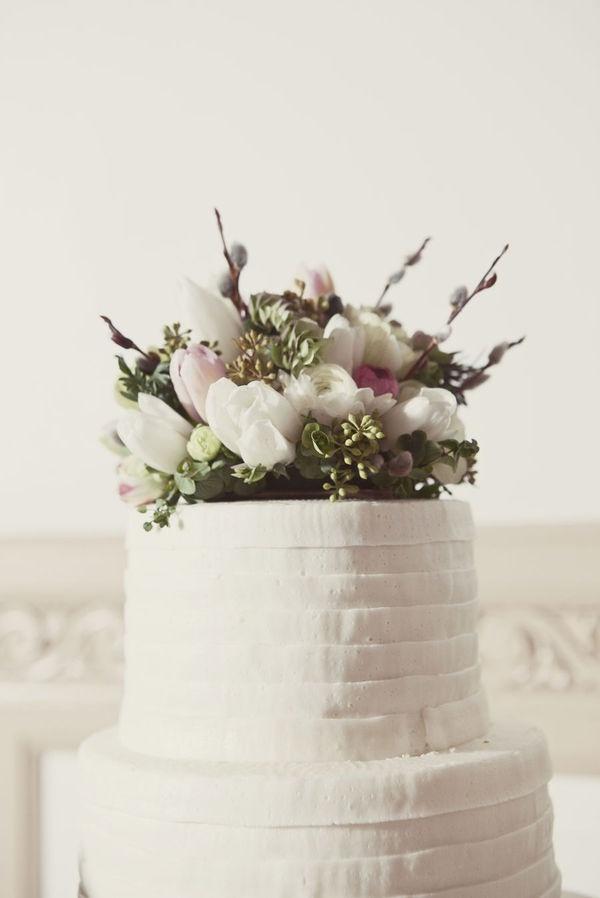 Wildflower cake