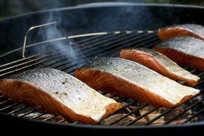 Brown-Sugar-Cured Salmon