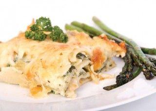 #Lasagne au #poulet et aux #asperges #recettesduqc