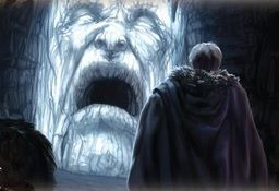 The black gate at Nightfort - A Wiki of Ice and Fire #got #agot #asoiaf
