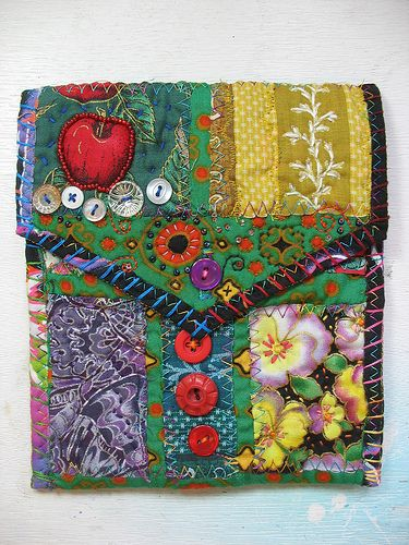 Teesha Moore bag with tutorial