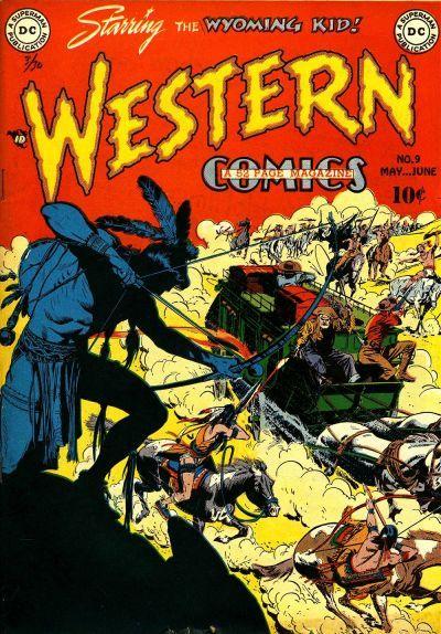 Western Comics #9