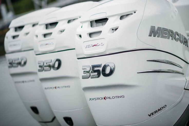 Mercury Marine's New Verado 350 and Mercury Racing 400R | Boating Magazine