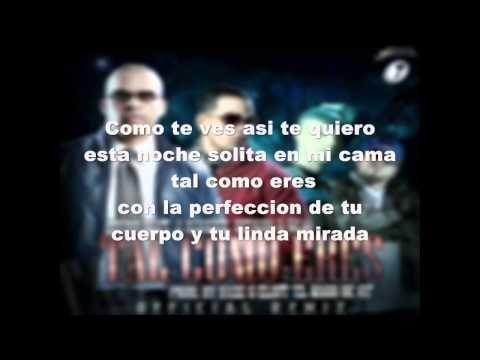 Tal Como Eres Remix (Letra) - Divino Ft J Alvarez, Reykon & Ñejo 2013 - YouTube