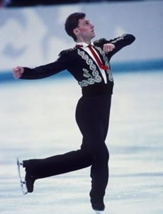 Victor Petrenko (USSR/Unified Team/Ukraine)   Viktor Petrenko would go on to win the 1992 World championships and European championship three times (1990-91, 1994). He also competed for the Unified Team in the 1992 Winter Olympics and won, thereby becoming the first man from the former Soviet Union to earn the gold medal in singles figure skating.