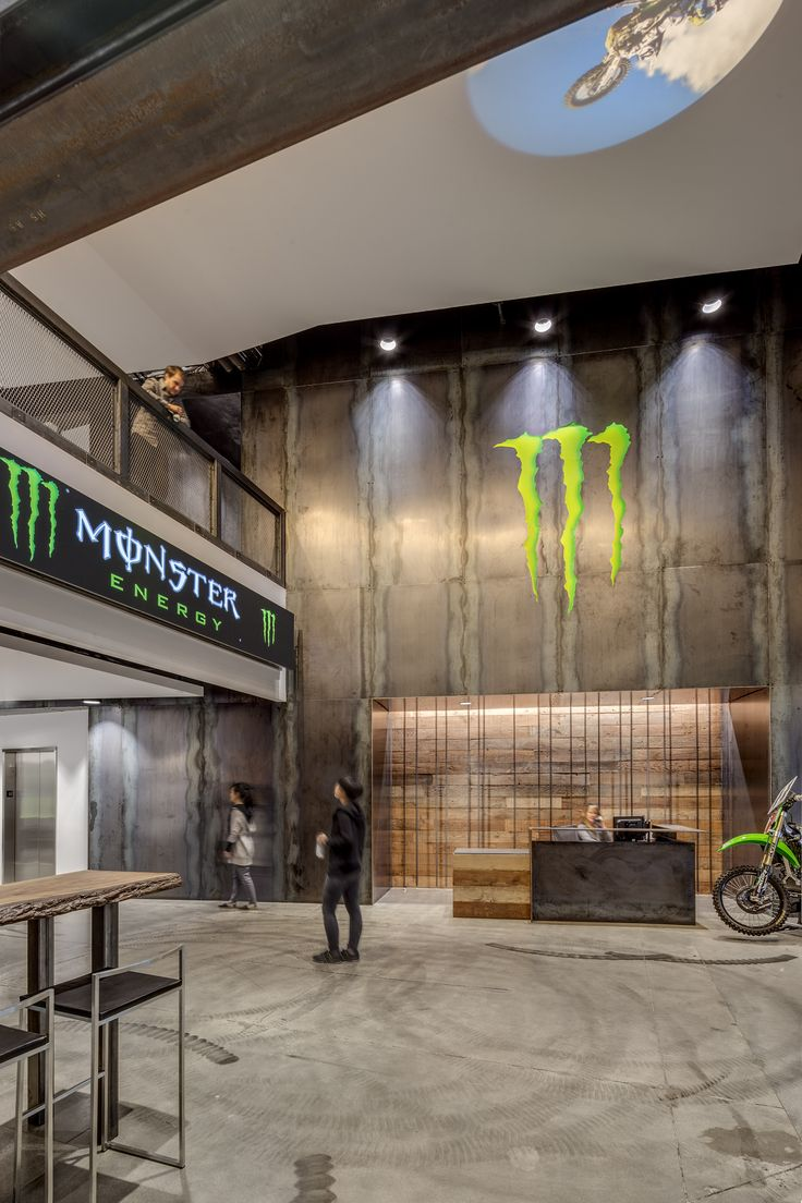17 best images about monster energy headquarters on pinterest graphics newport beach and - Monster energy corporate office ...