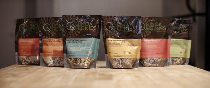 Quinoa Quickies closeup   #quinoa #quinoaquickies #food #vegetarian #diet #healthy #recipe #mealplan #fit #IGA #fitness #paleo #health #vegan #dinner