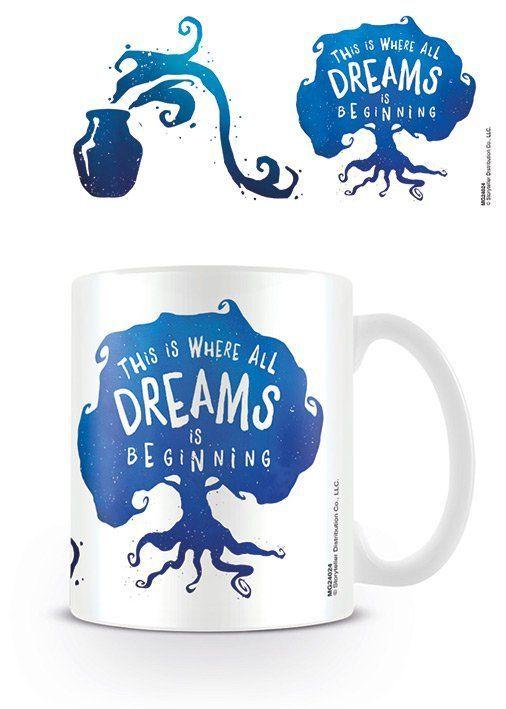 Disney The BFG De Grote Vriendelijke Reus Dream Tree - Mok