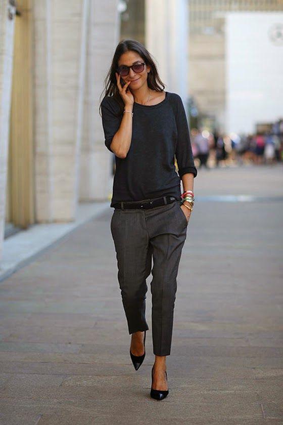 Vestir la primavera de camisa y pantalón | Bloc de Moda: Noticias de moda, fashion y belleza Primavera Verano 2015