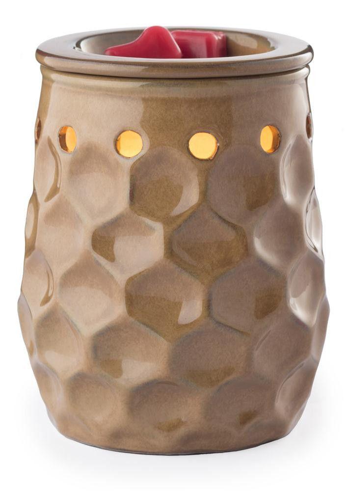 Honeycomb Latte Illumination Electric Tart Warmer – MNM Gifts
