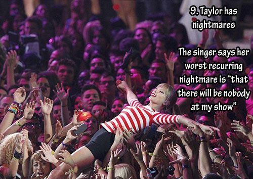 Interesting Facts About Taylor Swift : theBERRY