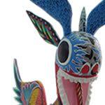 """Los alebrijes son una tìpica muestra del arte mexicano... combinaciones fantásticas de animales salen de la imaginación de nuestros artesanos para gusto y deleite de todo el mundo.   El alebrije """"Caralampio"""" es el complemento ideal para dar un toque mexicano a cualquier espacio.   Adquièrelo en www.ambientemexicano.com    o a través de contacto@ambientemexicano.com"""