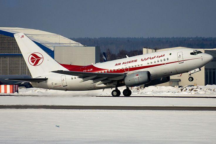 Boeing 737-600 7T-VJR Air Algerie