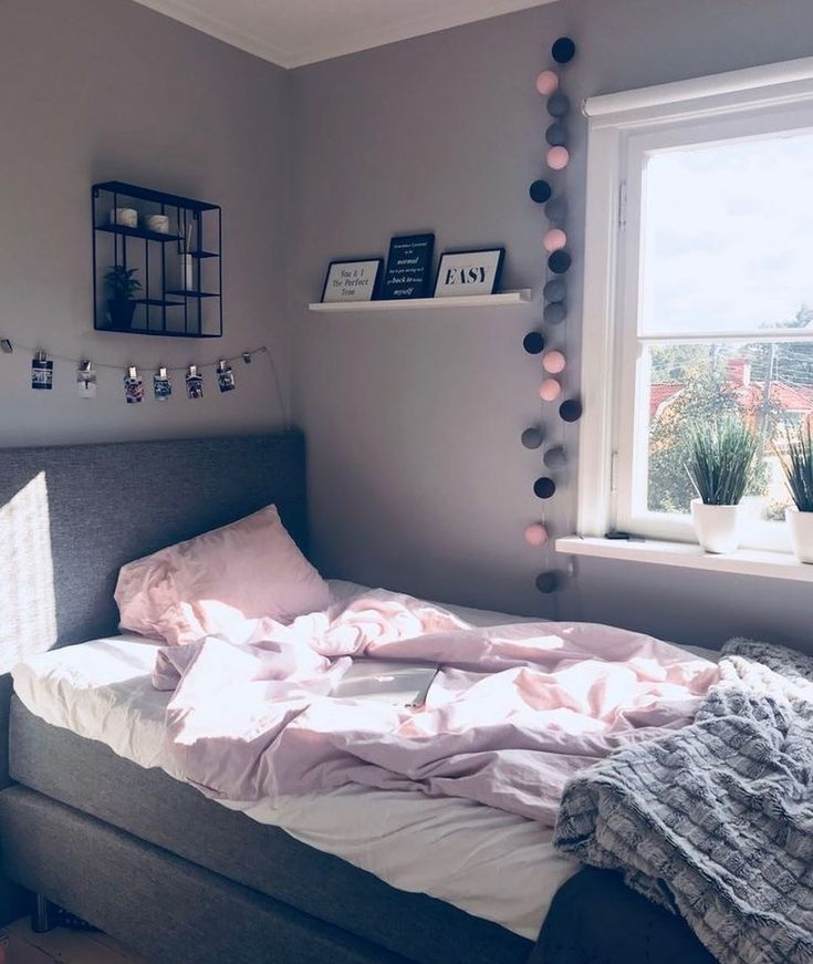 Bedroom Ideas For Young Adults: 80 Best Young Adult Bedroom Images On Pinterest