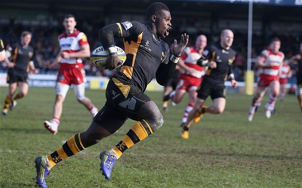 Wasps on the move? Derek Richardsons takeover of Wasps could lead to a return to West London Photo: GETTY IMAGES