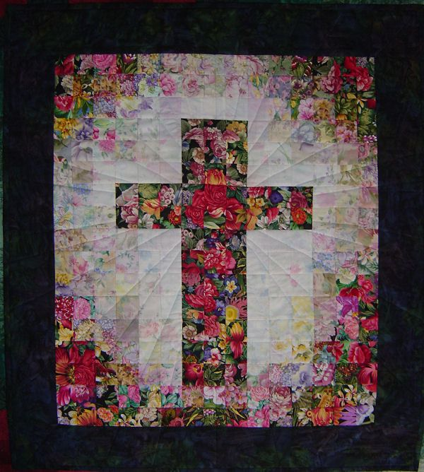 Cross Quilt Watercolor Pattern Bing Images