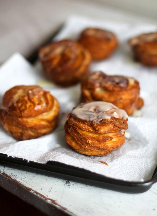 Cronut/ croissant + donut