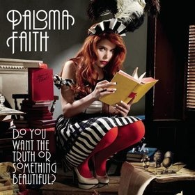 Paloma Faith - Do You Want the Truth or Something Beautiful? - album cover