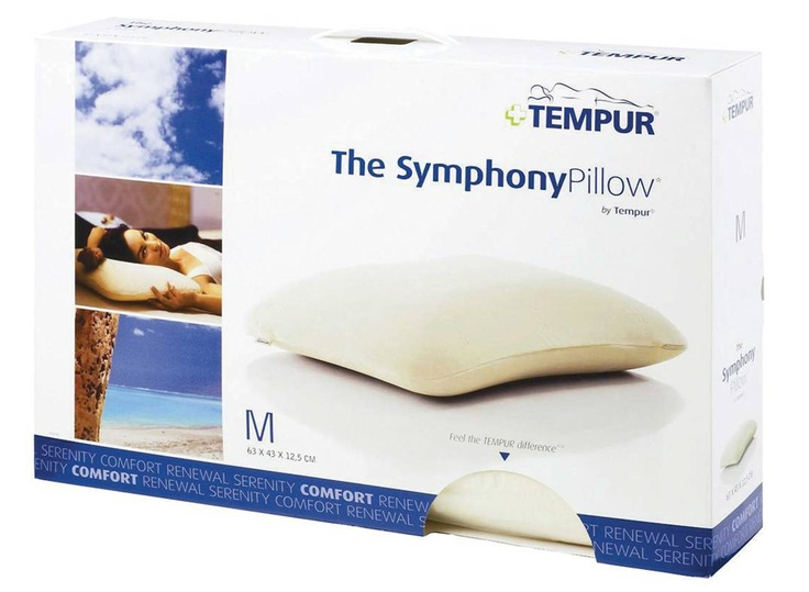 Symphony Pillow by Tempur from Harvey Norman New Zealand