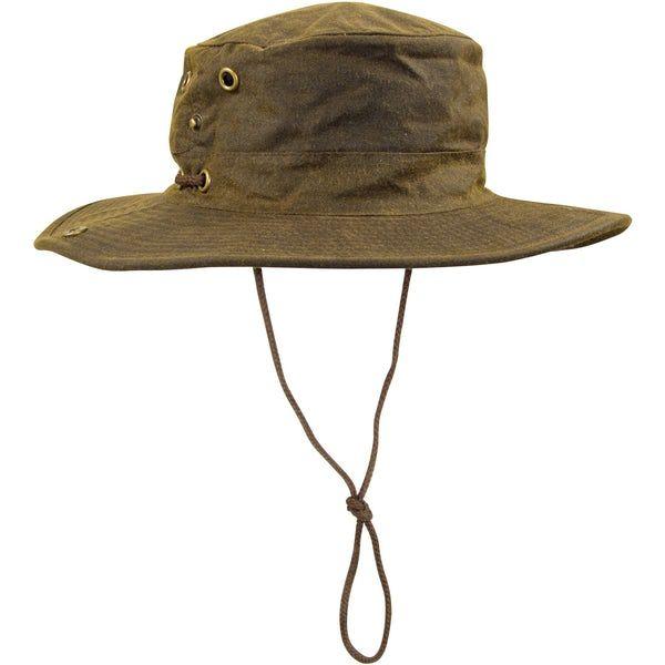 Oilskin Field Hat Bronze