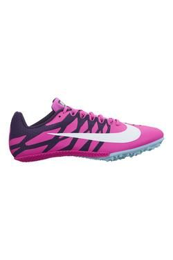 detailed look 36475 194a9 Women s Zoom Rival S 9 Track Spike - Fuchsia Blast White Grand Purple